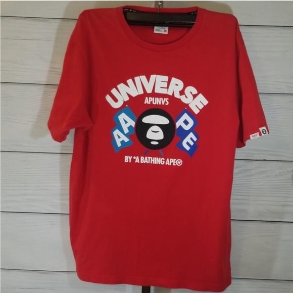 3fdccdb9f Bape Shirts | Aape By Tshirt | Poshmark